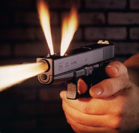 picture of the glock22C
